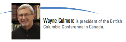Wayne Culmore bio